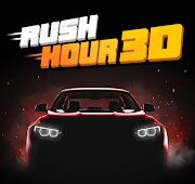 Rush Hour 3D MOD APK Download